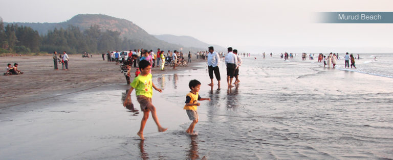 Beaches: Murud at Maharashtra