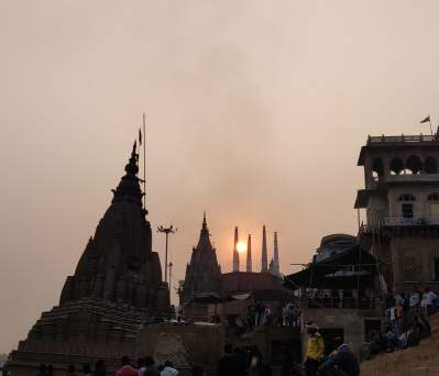 Varanasi or Kashi: a City of Emotions