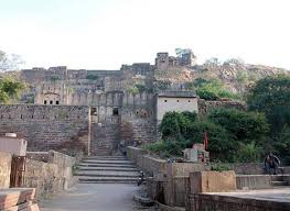 Rugged Ranthambore Fort