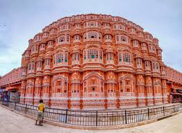 Hawa Mahal: Palace of Winds